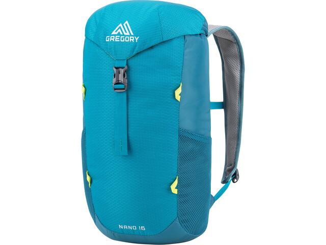 Gregory Nano 16 Backpack meridian teal